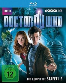 Doctor Who – Die komplette Staffel 5
