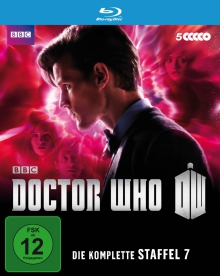 Doctor Who – Die komplette Staffel 7