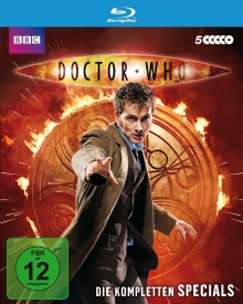 Doctor Who – Die kompletten Specials