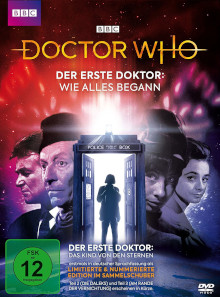 DVD Kritik: Doctor Who - Der erste Doktor: Das Kind von den Sternen
