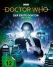 DVD Kritik: Doctor Who - Der erste Doktor: Die Daleks