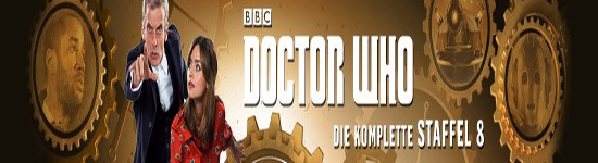 Doctor Who – Die komplette Staffel 8