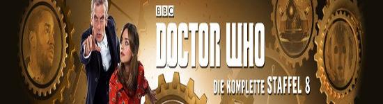 Doctor Who – Die komplette Staffel 8