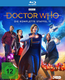 BD Kritik: Doctor Who - Staffel 11