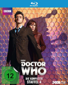 BD Kritik: Doctor Who - Die komplette 4. Staffel