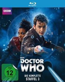 BD Kritik: Doctor Who - Staffel 3