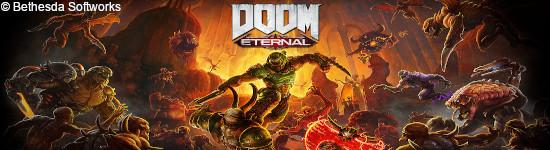 Doom Eternal - Release auf 2020 verschoben