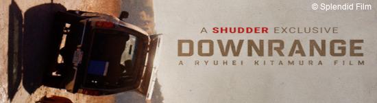 Downrange - Ab Mai auf DVD und Blu-ray