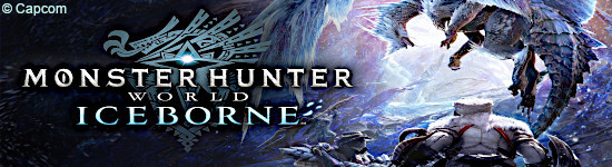 Monster Hunter World: Iceborne - Zinogre Trailer