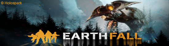 Earthfall - DLC-Fahrplan veröffentlicht