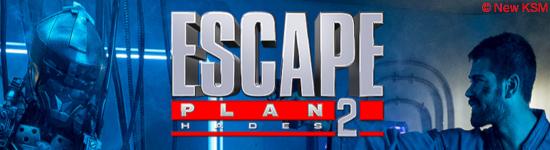 BD Kritik: Escape Plan 2 - Hades