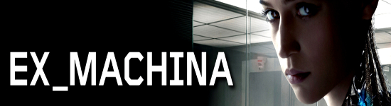 Ex Machina - Ab November im Steelbook bei Amazon