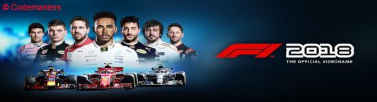 F1 2018 - Launch-Trailer