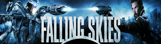 Falling Skies - Sammler-Edition reduziert bei Amazon.de