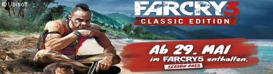 Far Cry 3 Classic - Ab Mai für PS4, Xbox One und PC
