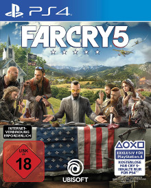 PS4 Kritik: Far Cry 5