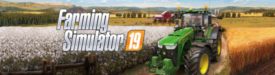 Farming Simulator 19 - Gameplay Trailer