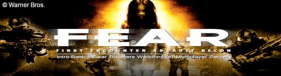 F.E.A.R. - Filmadaption geplant