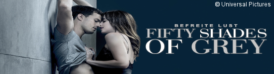 Fifty Shades of Grey 3 - Ab Juni auf DVD und Blu-ray