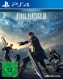 PS4 Kritik: Final Fantasy XV