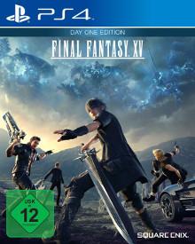 PS4 Kritik: Final Fantasy XV