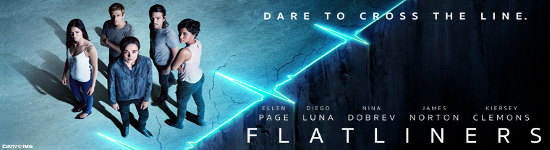 Flatliners - Ab Mai auf DVD und Blu-ray