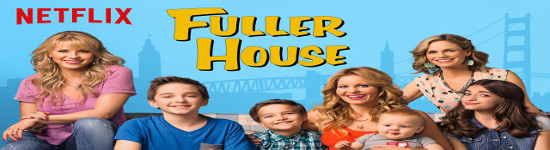 Fuller House - Staffel 3 ab September bei Netflix
