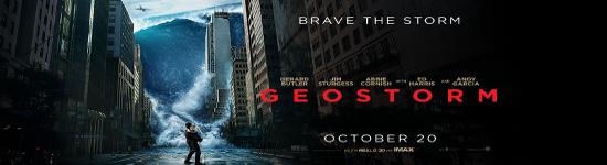 Geostorm - Ab April auf DVD und Blu-ray