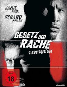 Steelbook Kritik: Gesetz der Rache (Director's Cut)