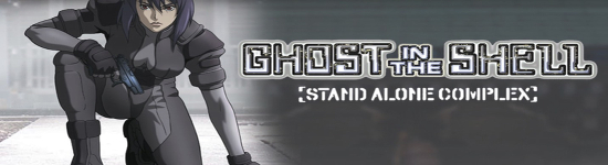 Ghost in the Shell: Stand Alone Complex - Vol 1