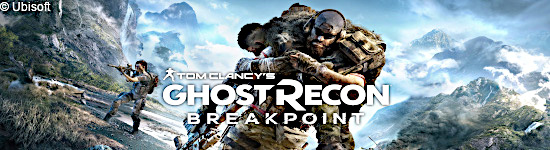 Ghost Recon Breakpoint - Gameplay Video #2