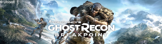 Ghost Recon Breakpoint - Gameplay Video #1