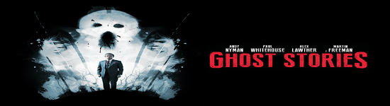 Ghost Stories - Trailer #1
