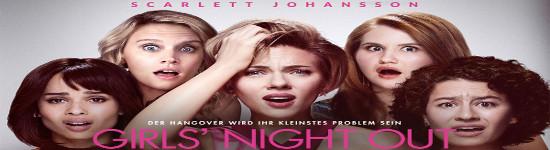Girls Night Out - Ab November auf DVD und Blu-ray
