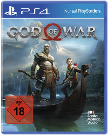 PS4 Kritik: God of War - Deluxe Edition
