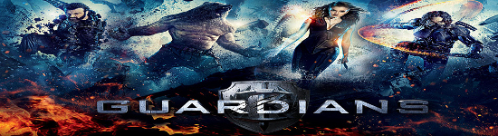 Guardians - Ab Juni auf DVD & Blu-ray