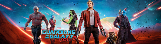 BD Kritik: Guardians of the Galaxy Vol. 2