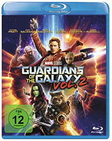 BD Kritik: Guardians of the Galaxy Vol. 2