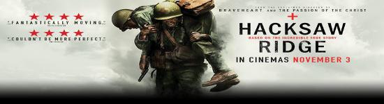 BD Kritik: Hacksaw Ridge