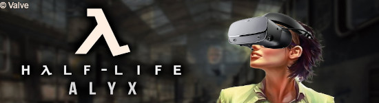 Half-Life: Alyx - VR-Ableger geplant