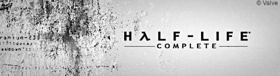 Half Life Complete - Bundle bis März Kostenlos
