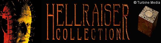 Hellraiser Trilogy - Deluxe und Collector Edition ab Juni im Handel