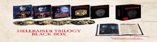 Hellraiser - Trilogy Black Box ab Dezember auf BD