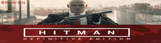 Hitman: Definitive Edition - Ab Mai im Handel