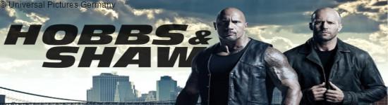 Fast & Furious: Hobbs & Shaw - Trailer #3