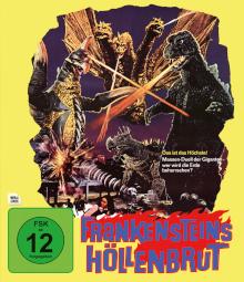 BD Kritik: Frankensteins Höllenbrut