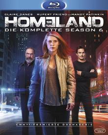 BD Kritik: Homeland - Die komplette Season 6