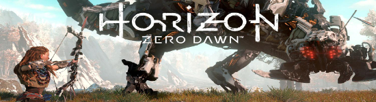 Horizon Zero Dawn - Gameplay Video