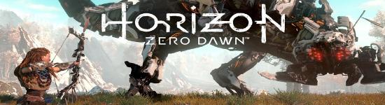Horizon Zero Dawn - Gameplay Video