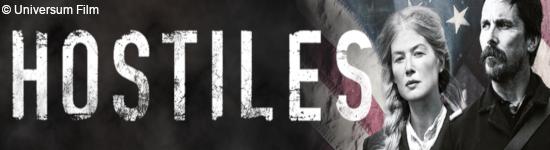 Hostiles: Feinde - Ab Oktober auf DVD und Blu-ray